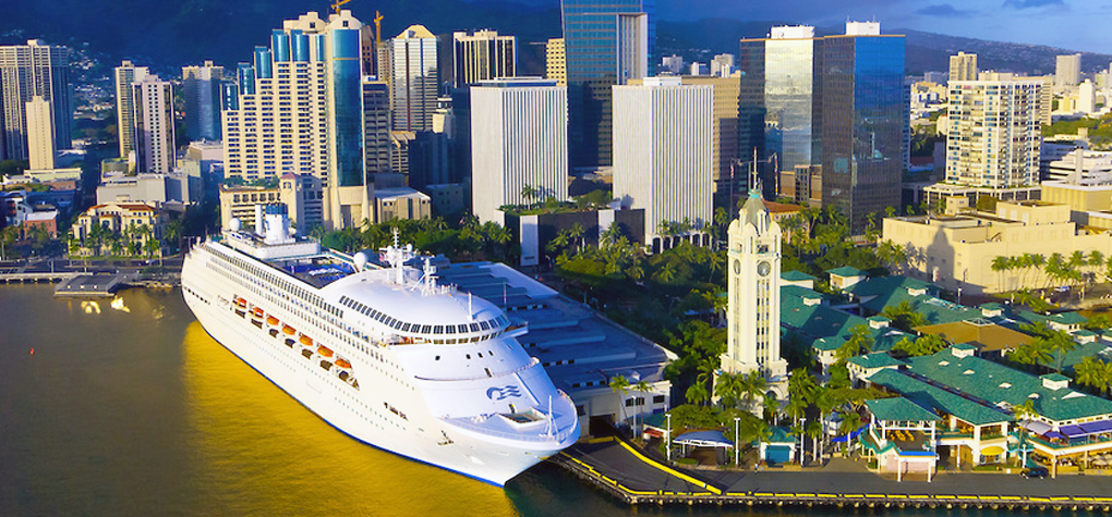Pier Two Cruise Terminal Honolulu, HI