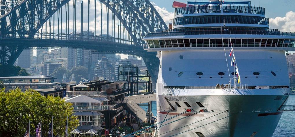 Mobile Cruise Terminal