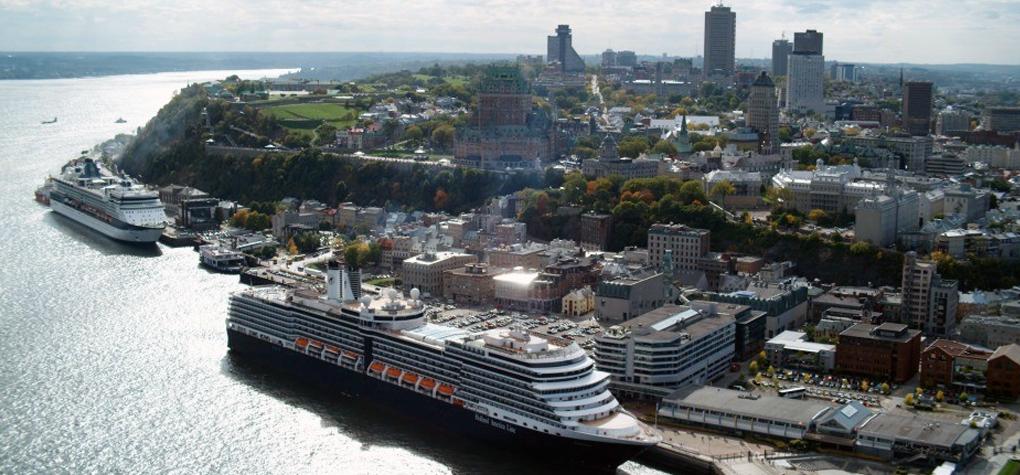Iberville Cruise Terminal