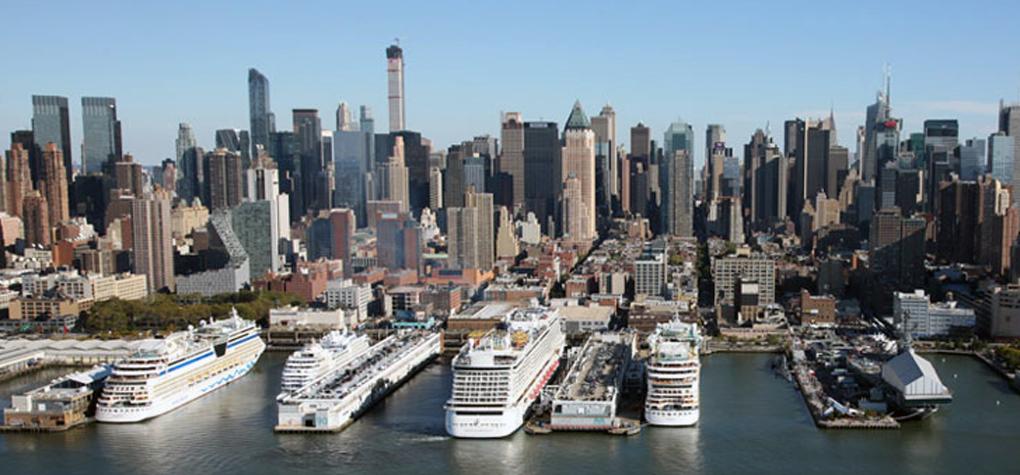 Manhattan Cruise Terminal
