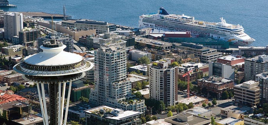 Seattle Bell Street Pier Cruise Terminal