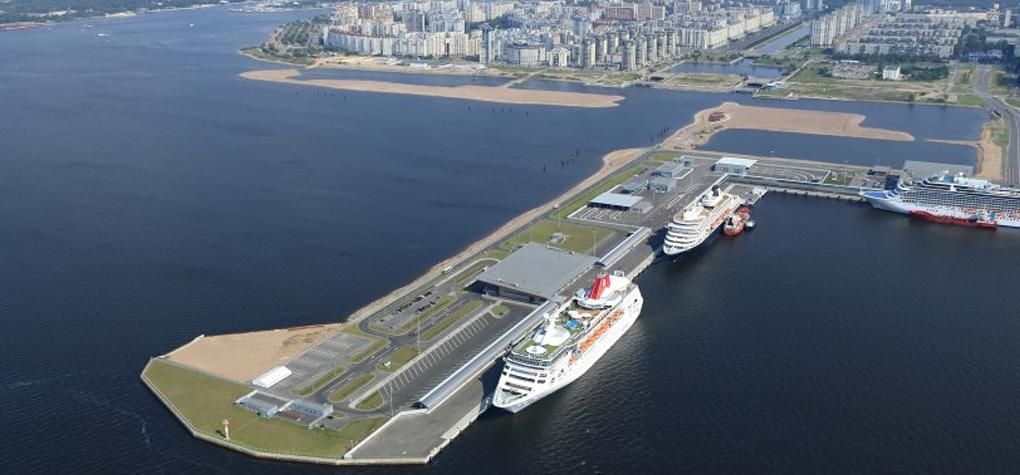 Passenger Port of St. Petersburg