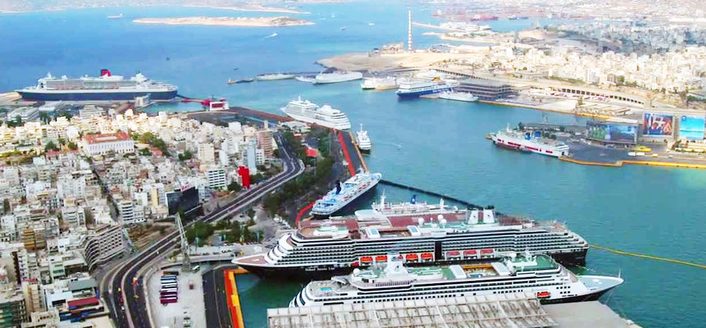 Port of Piraeus (Athens)