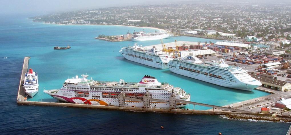 Port of Bridgetown-Barbados
