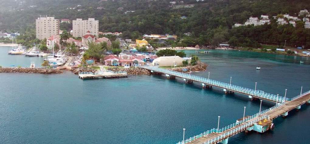 Ocho Rios Cruise Port Jamaica