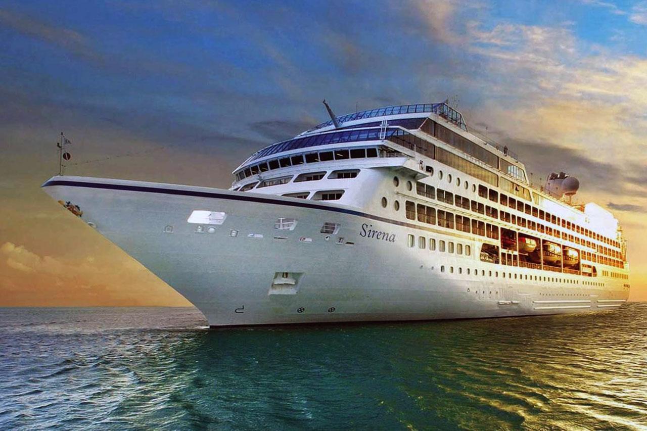 Oceania Cruises Travel Agent